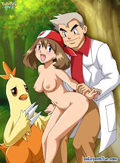 Pokemon Hentai Haruka