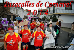 PASACALLES CARNAVAL 2014