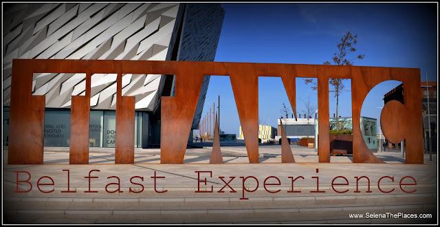 Titanic Belfast Experience