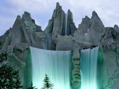 Wonder Mountain, Toronto Area, Ontario, Canada