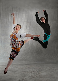 Tamra and Gus.... Lawrence Winder Ballet Shots