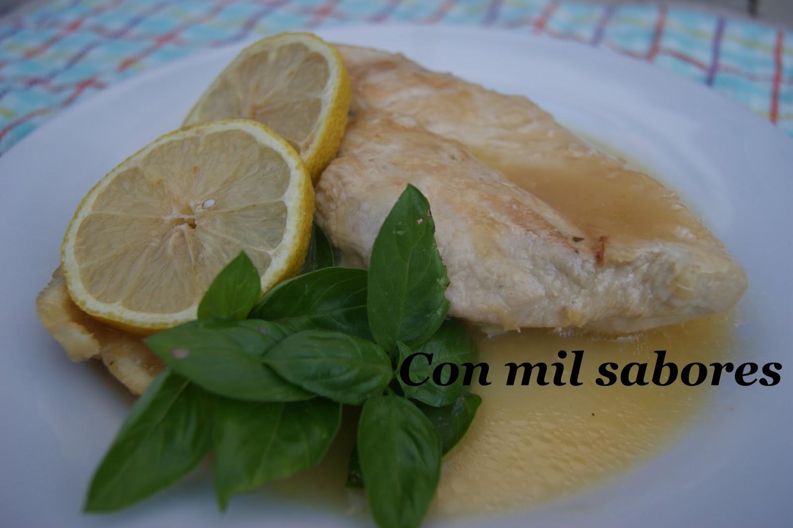 Con mil sabores pechugas de pollo al lim n - Pechugas de pollo al limon ...