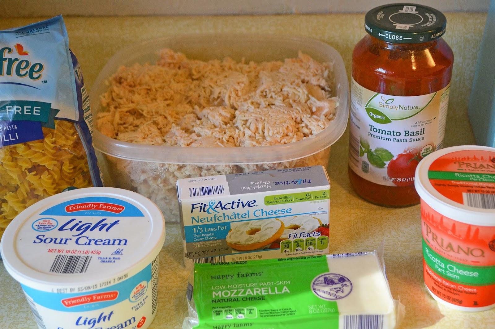 #milliondollarcasserole #chicken #lowcalorie #healthy #recipe #IIFYM #macros #freezermeal #casserole