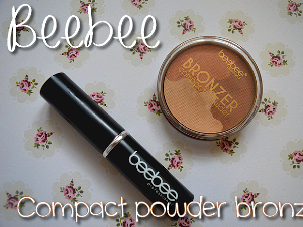 BEEBEE COMPACT POWDER BRONZER - REVIEW