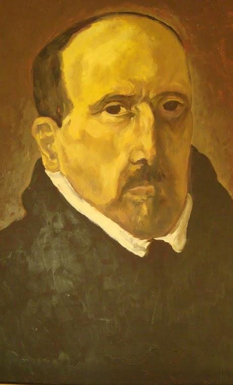 Retrato de Luis de Góngora y Argote