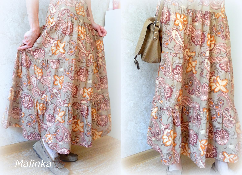 Из длинной юбки сделать сарафан своими руками