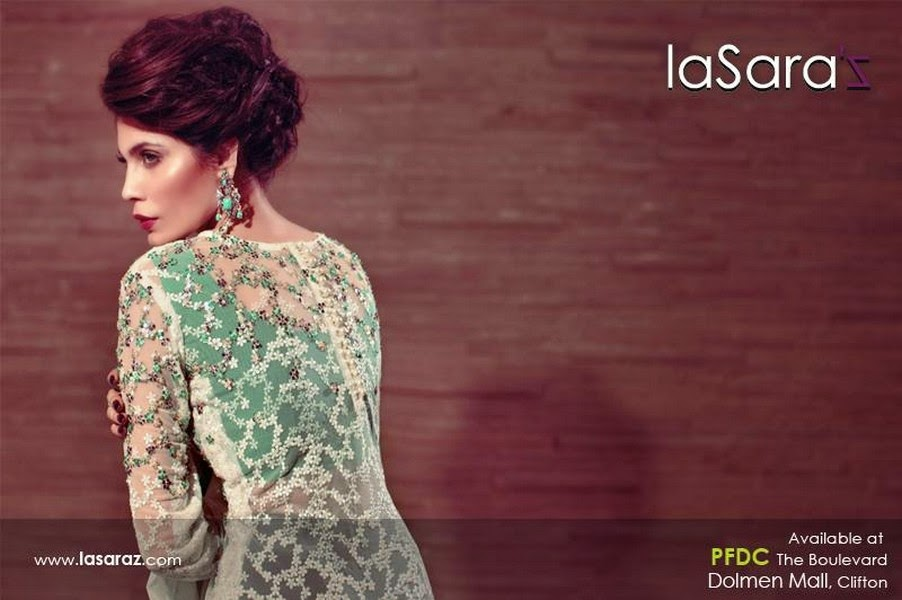 Lasara'z Winter–Fall 2014 | Fancy Formal Dress Collection 2014