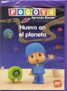 Pocoyo Nuevo En El Planeta (2011) DVDRip Latino