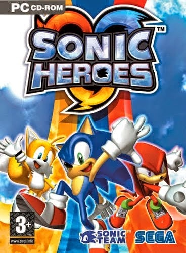 Download Sonic Heroes Full Rip For PC