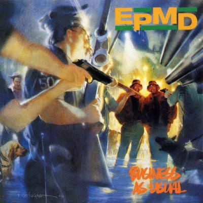 EPMD - Business As Usual (1990) Flac