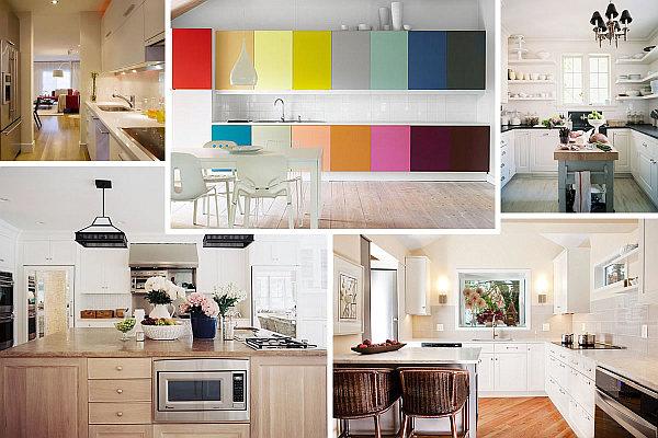Dise o para cocinas peque as c mo dise ar cocinas for Como disenar una cocina moderna