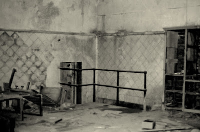 vestuarios fabrica clot del moro asland abandono tren cement cemento