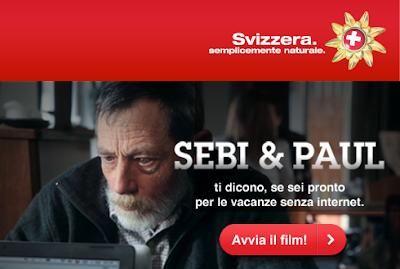Internet turismo Svizzera