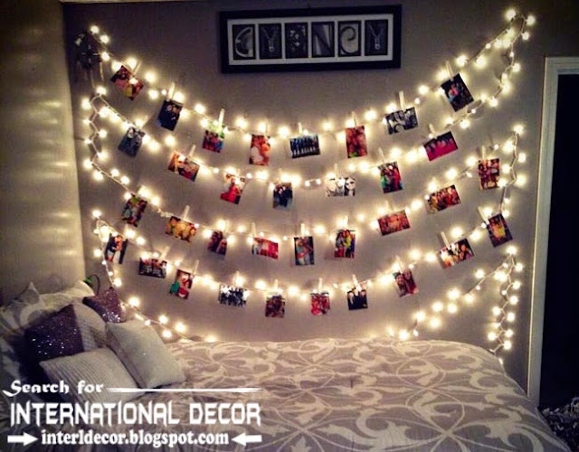christmas garlands decorations for bedroom 2015 in new year