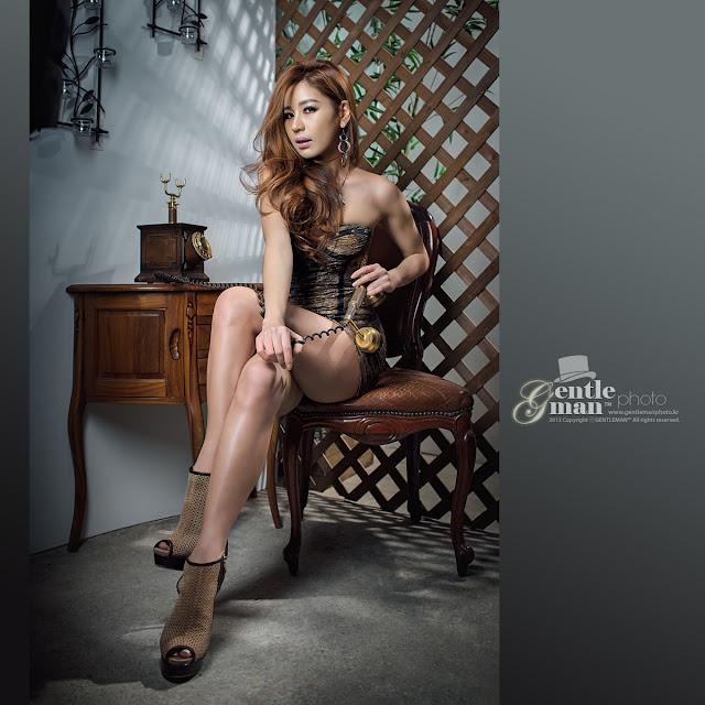 3 Killer Park Si Hyun  - very cute asian girl - girlcute4u.blogspot.com