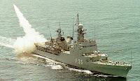 Baleares class frigate
