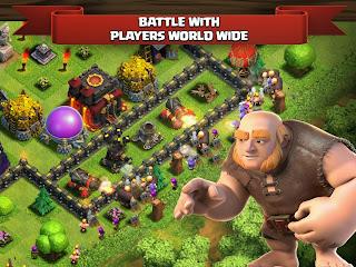 Clash of Clans Apk Mod v.7.65.5