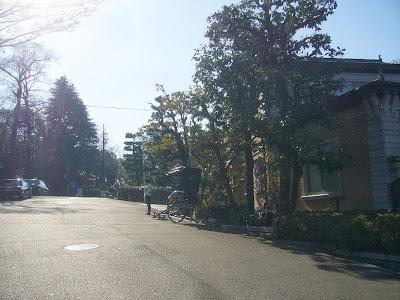 京都市東山区 人力車