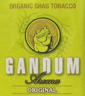 GANDUM Aroma ORIGINAL ( ガンドゥン アロマ オリジナル ) のパッケージ画像