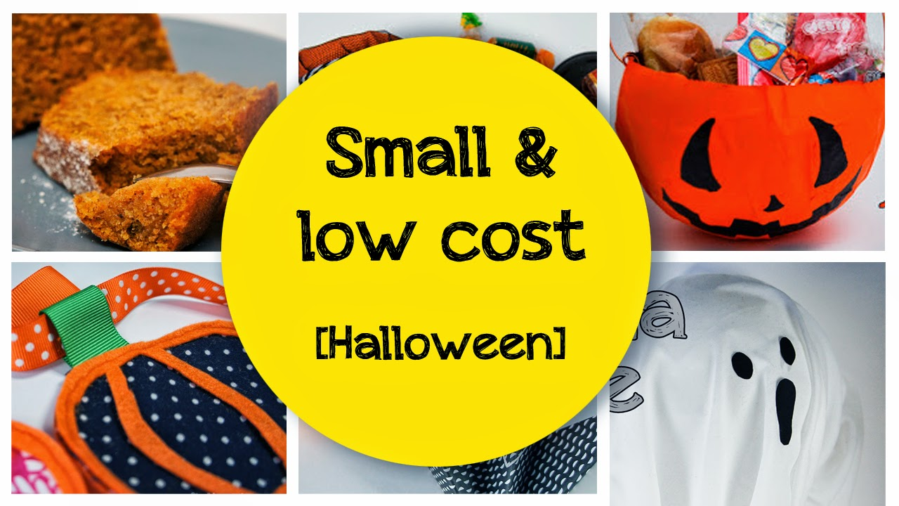 small and low costa halloween