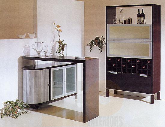 Multinotas decoraci n mueble bar for Mueble bar moderno para casa