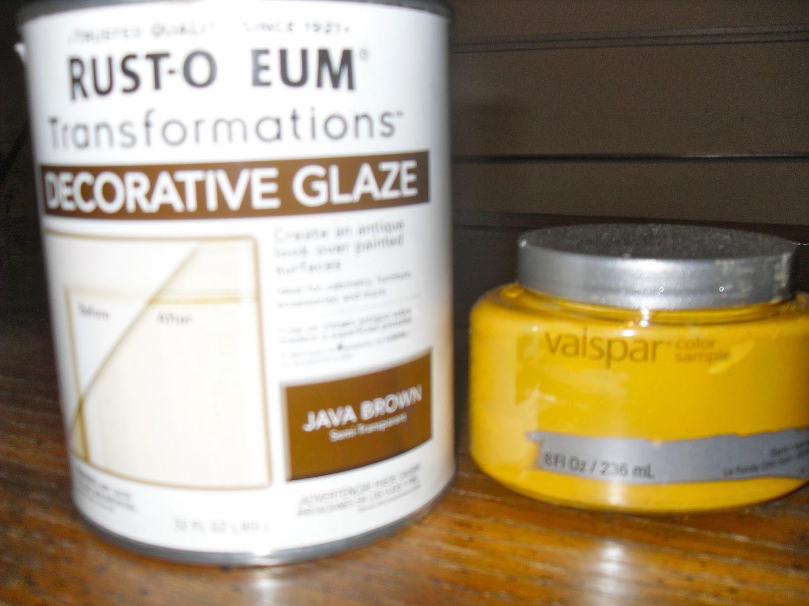 Decorative Glaze Rustoleum Diy Why Spend More Glazing Furniture To Add Depth