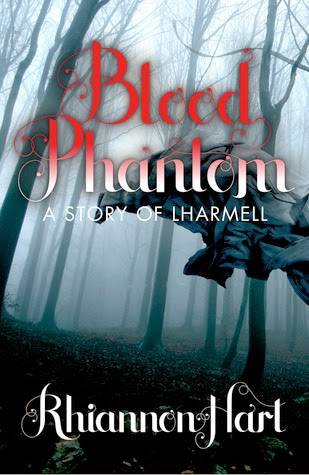 Blood Phantom by Rhiannon Hart
