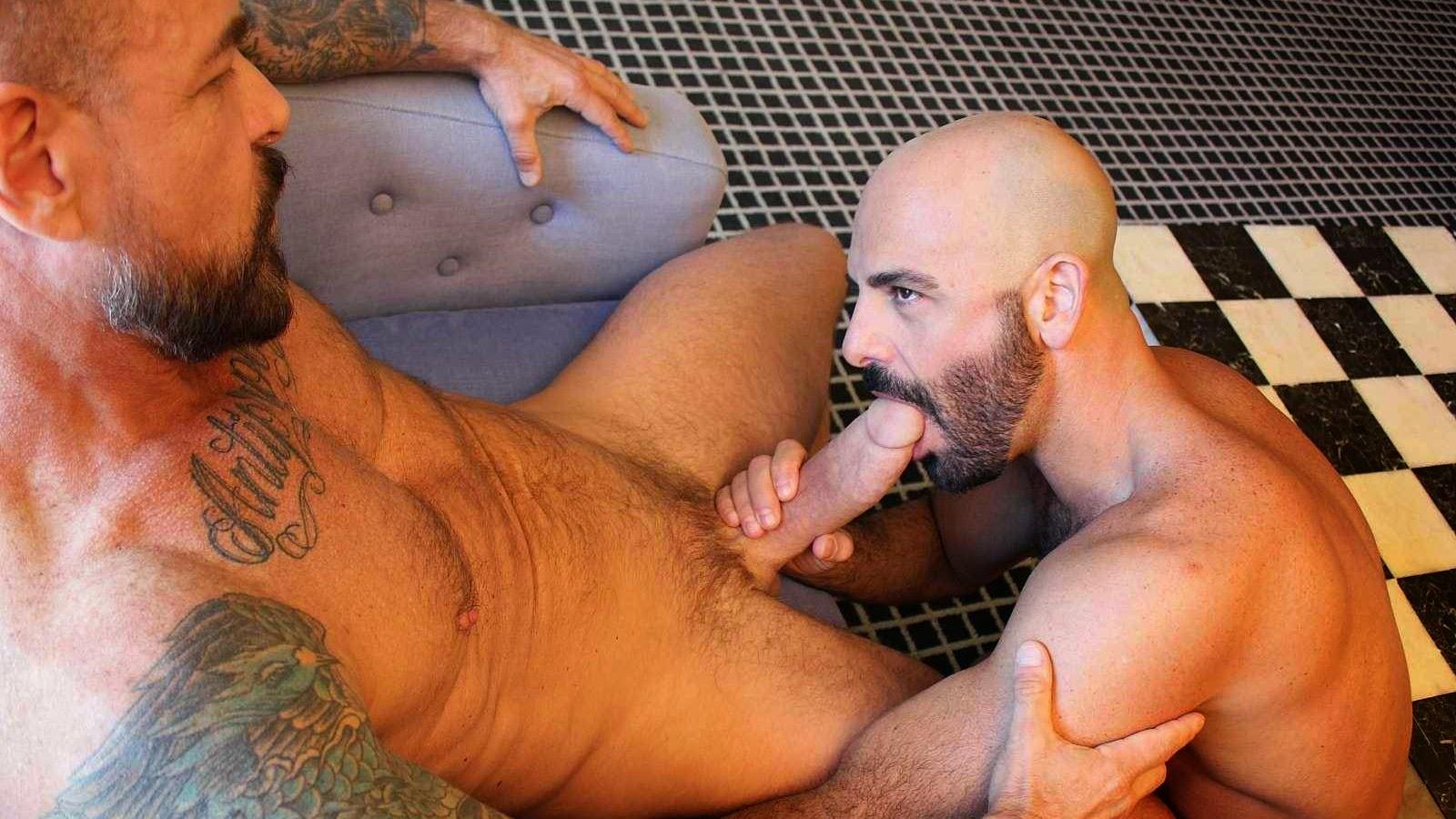 Rocco Steele Nude
