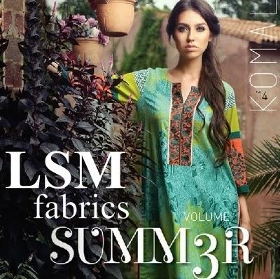 Lsm Komal Lawn Midsummer 2014