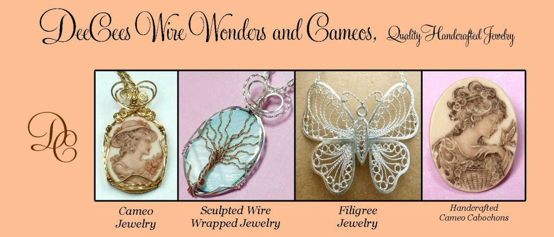 DeeCee's Wire Wonders and Cameos
