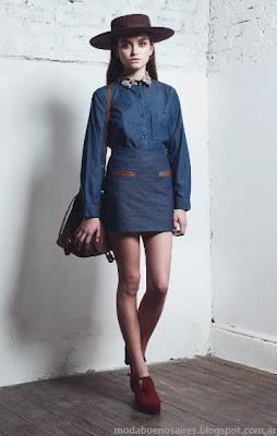 Otoño invierno 2013 moda Drole