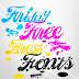 50 hermosos ejemplos de Diseño Gráfico con tipografia