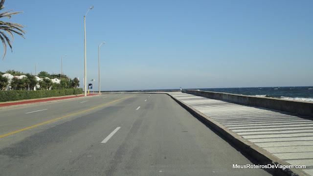 Rambla Gral. Artigas - Punta del Este, Uruguai