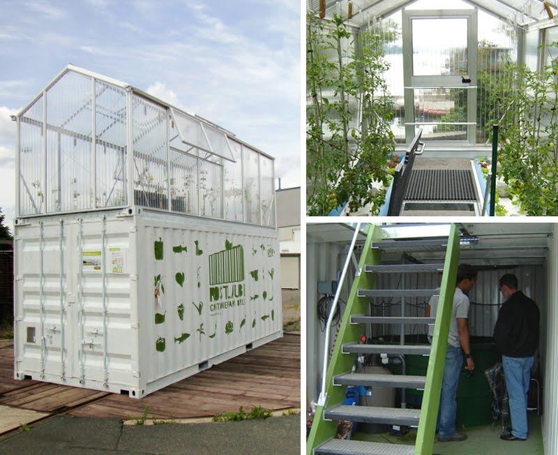 Urban farm units project story - Colture idroponiche in casa ...