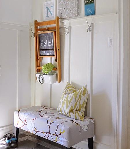 diy, faça você mesma, economizar espaço, pequenos ambientes, decoração, lousa