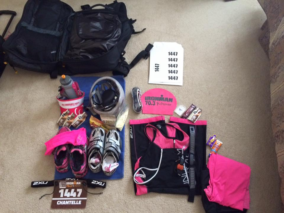 Half Ironman Triathlon Gear