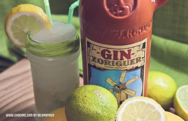 gin xoriguer y limonada