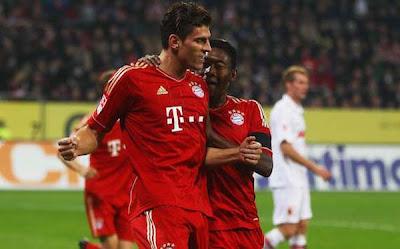 Augsburg 1 - 2 Bayern Munich (3)