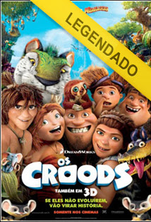 Os Croods – Legendado