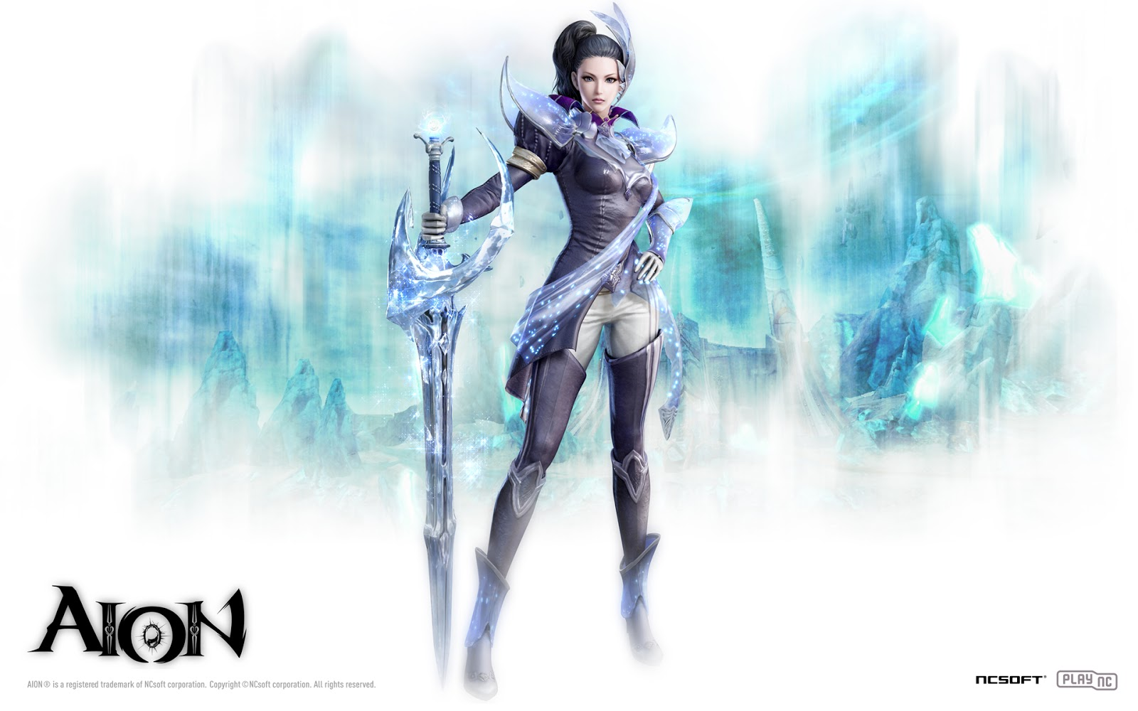 Gladiator : Aion 3.0 Game Wallpaper