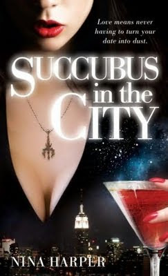 Succubus in the city - Nina Harper [PDF | Español | 2.61 MB]