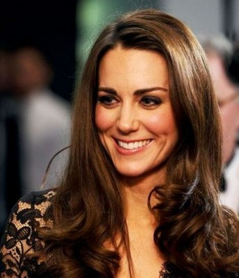 kate Middleton hair styles 2013