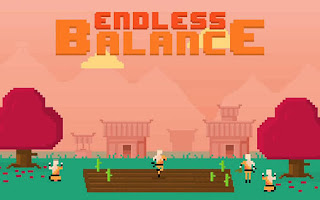 Screenshots of the Endless balance for Android tablet, phone.