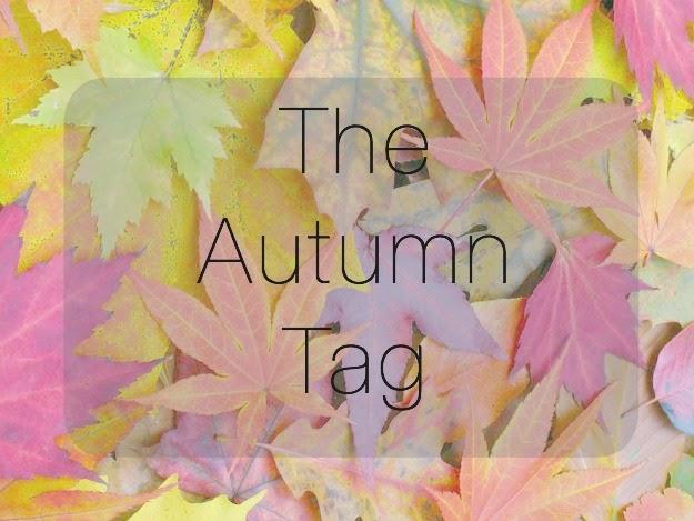 Hello Autumn Tag