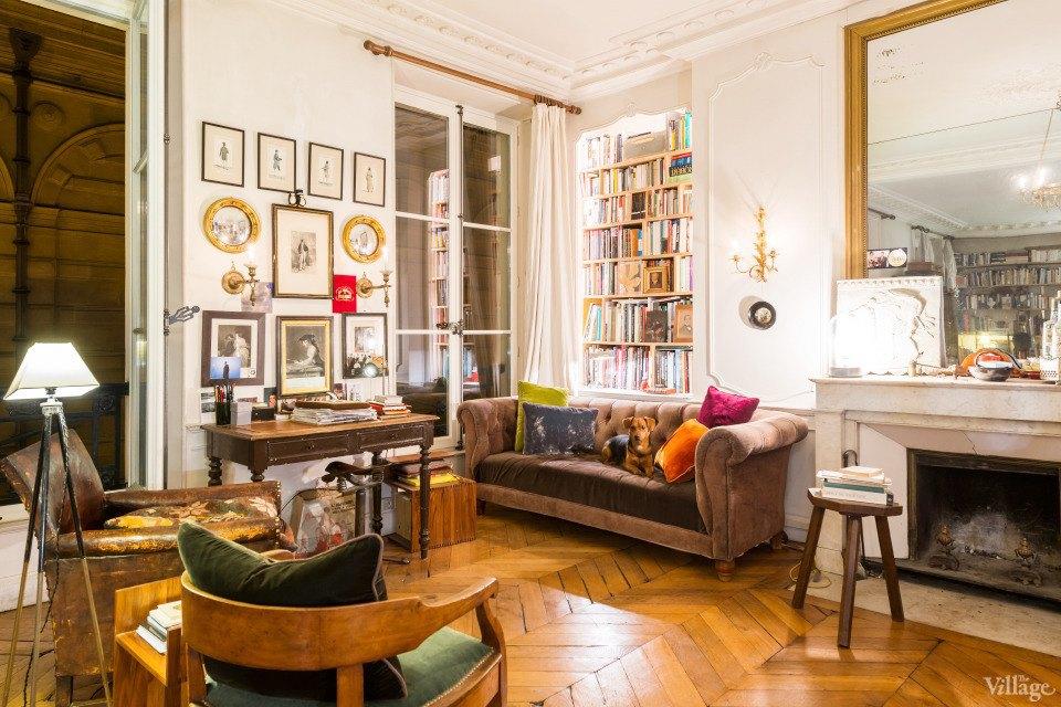 French Boho Decor Paris Apartments