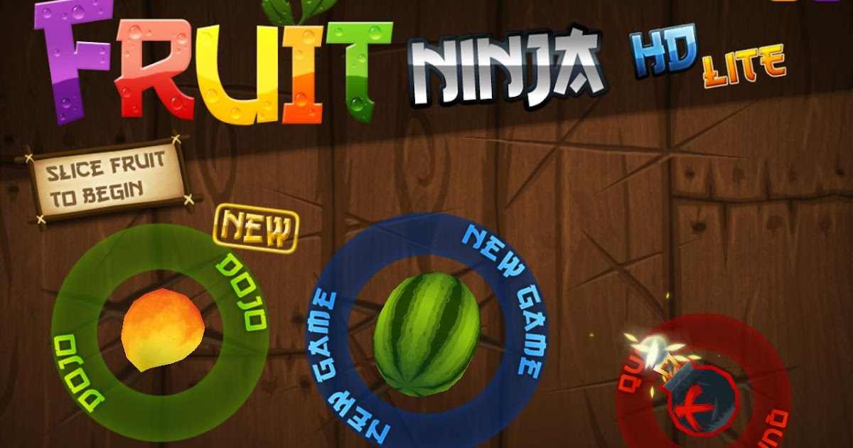 Fruit ninja free download for xbox one