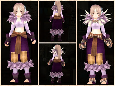 バンカラウェア 紫1+桃2/重量化