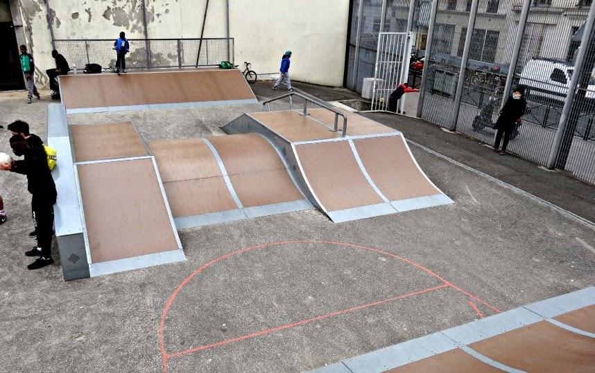 skatepark paris emile lepeu