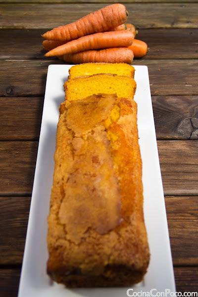 Bizcocho de zanahoria receta facil sin gluten taringa - Cocina facil sin gluten ...