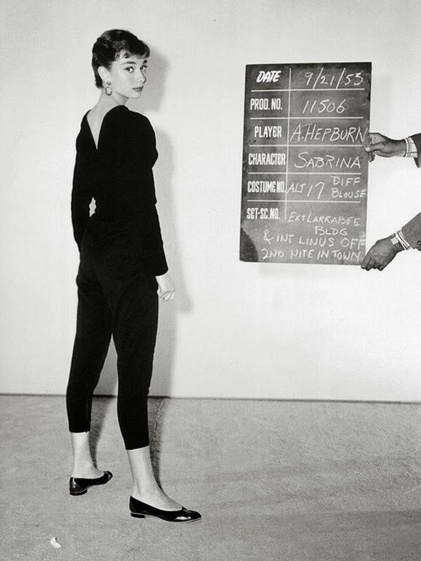 Фотопробы известных голливудских  актеров 40-50 годов
